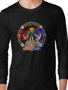 Zelda Oracles Long Sleeve T-Shirt