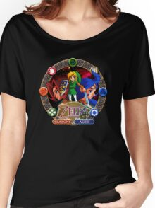 Zelda Oracles Women's Relaxed Fit T-Shirt