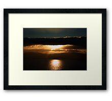 Celestial Sky  Framed Print