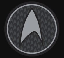 Starfleet Flight Suit Logo - Alternate Timeline Game Edition by Christopher Bunye