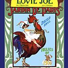 Lovie Joe Girl on Rooster by LABELSTONE