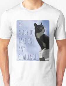 Take On Any Challenge T-Shirt