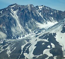 Mt St Helen's Crater by Loisb