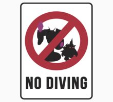 No Diving - League of Legends Kids Clothes
