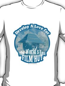 The Last Film Hut T-Shirt