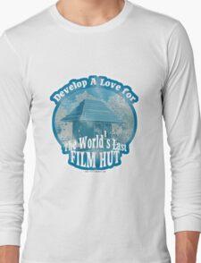 The Last Film Hut Long Sleeve T-Shirt