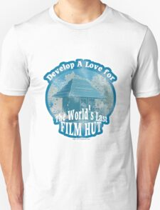 The Last Film Hut Unisex T-Shirt