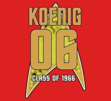 CLASS OF 1966: KOENIG by inkpossible