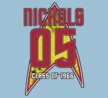 CLASS OF 1966: NICHOLS by inkpossible