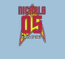 CLASS OF 1966: NICHOLS Womens Fitted T-Shirt