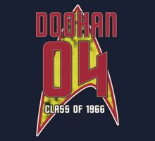 CLASS OF 1966: DOOHAN by inkpossible