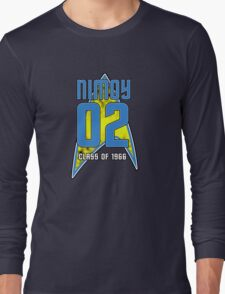CLASS OF 1966: NIMOY Long Sleeve T-Shirt