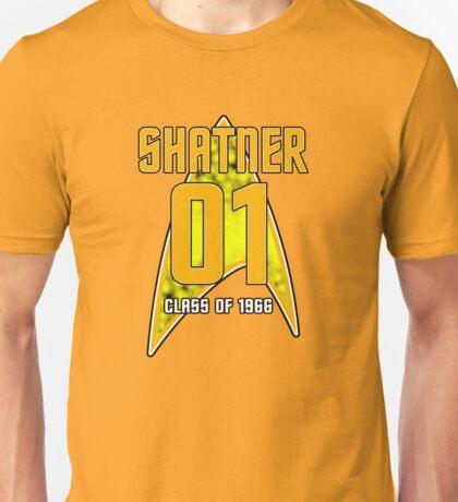 CLASS OF 1966: SHATNER Unisex T-Shirt