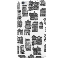 Little Edinburgh (TILED PATTERN) iPhone Case/Skin