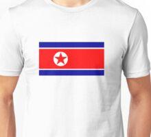 North Korea Unisex T-Shirt