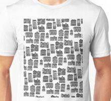 Little Edinburgh (TILED PATTERN) Unisex T-Shirt
