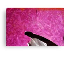 Something Pink - Seaside Abstract Canvas Print