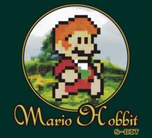 Mario Hobbit (Medium) by Rodrigo Marckezini
