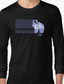 Sonic Moonwalker Long Sleeve T-Shirt