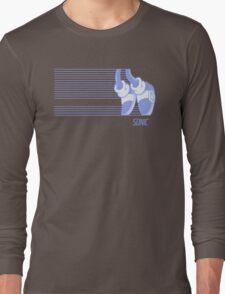 Sonic Moonwalker Long Sleeve T-Shirt