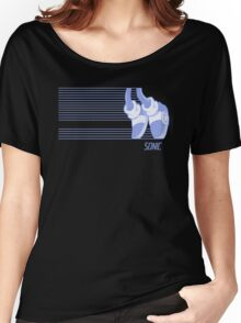 Sonic Moonwalker Women's Relaxed Fit T-Shirt