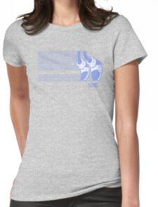 Sonic Moonwalker Womens Fitted T-Shirt