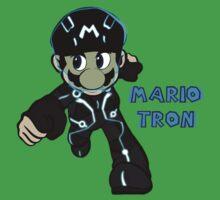 Mario Tron 1 One Piece - Short Sleeve