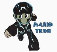 Mario Tron 1 One Piece - Short Sleeve