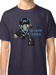 Mario Tron 1 Classic T-Shirt