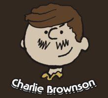 Charlie Brownson by Rodrigo Marckezini