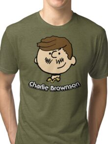 Charlie Brownson Tri-blend T-Shirt