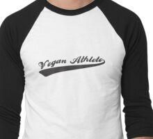 Vegan Athlete Men's Baseball ¾ T-Shirt