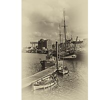 Wells gone by Photographic Print