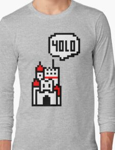 YOLO Princess Long Sleeve T-Shirt