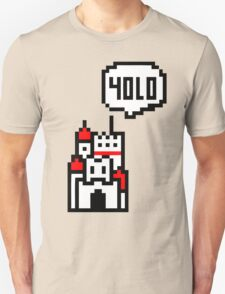 YOLO Princess Unisex T-Shirt