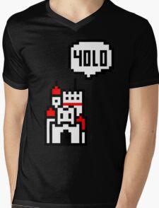 YOLO Princess Mens V-Neck T-Shirt