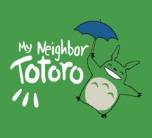 My Neighbor Totoro One Piece - Short Sleeve