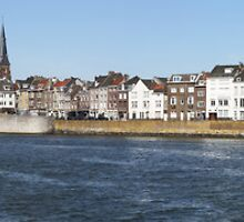 Maastricht panorama by Mark Bunning