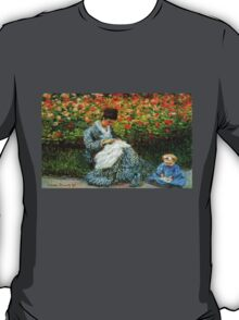 Madame Monet 3-D Redux T-Shirt