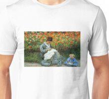 Madame Monet 3-D Redux Unisex T-Shirt