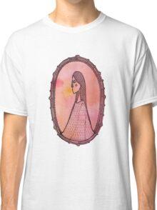 Watercolour Girl Classic T-Shirt