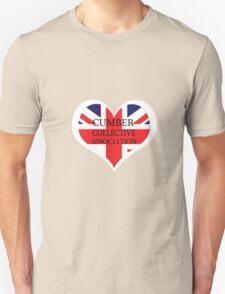 Benedict Cumberbatch Collective heart T-Shirt