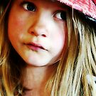 The Girl in the Faded Red Hat #1 by SquarePeg