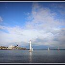 Beacon Cove - Port Melbourne by Bree Lucas