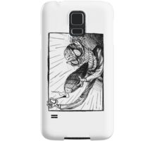 Sigmund Lights His Cigar Samsung Galaxy Case/Skin