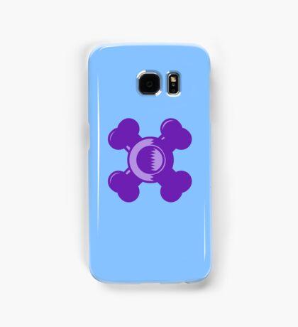 Team Purple Samsung Galaxy Case/Skin