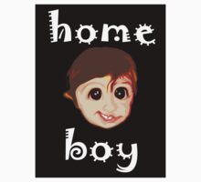 HOME BOY by Jon de Graaff