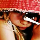 The Girl in the Faded Red Hat #2 by SquarePeg