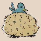 many beaks to feed by greendeer