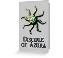 Disciple of Azura Greeting Card